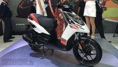 2016 Auto Expo: Scooters break out of niches (Day 1 highlights)
