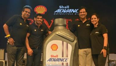 Shell Advance Ultra 15W-50