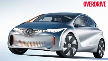 2016 Auto Expo: <b>Renault</b> Eolab concept to be an eco tech showcase