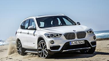 2016 Auto Expo: <b>BMW</b> launches the new X1 in India at Rs 29.9 lakh