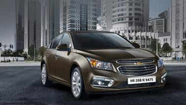 2016 <b>Chevrolet</b> Cruze launched in India in new Burnt Coconut colour