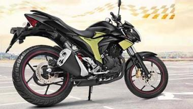 Suzuki Gixxer with disc brake launched in India at Rs 79,726 ex-Delhi