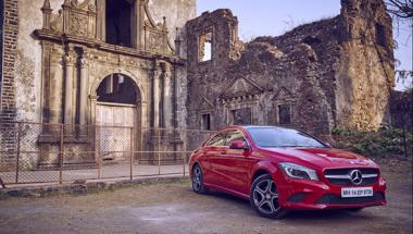 Frame the Star winner Kevin Nunes on his year with the <b>Mercedes-Benz</b> CLA