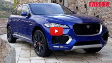 India-bound Jaguar F-Pace details revealed