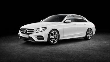 2016 Beijing Motor Show: Long-wheelbase <b>Mercedes-Benz</b> E-Class debuted