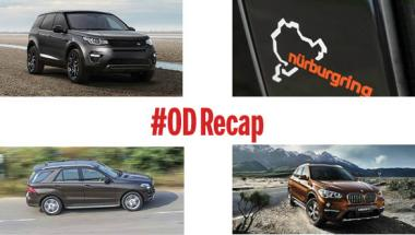 #ODRecap: Russian acquires Nurburgring, updated Discovery Sport, X1 long-wheelbase revealed and <b>Mercedes-Benz</b> can run on bio-fuel