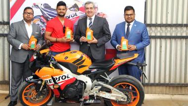 Repsol Lubricants launched in India by GP Petroleum