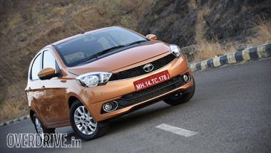 Image gallery: Tata Tiago petrol road test review