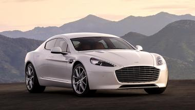 Aston Martin launch the 2016 Rapide in India at Rs 3.29 crore