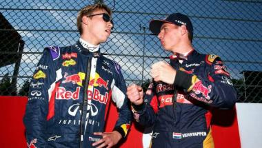 F1 2016: Verstappen replaces Kvyat at Red Bull for the rest of the season