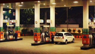 Petrol prices raised by 5 paisa per litre while diesel hiked by Rs 1.26 per litre