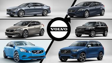 six new volvo cars coming to india