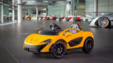 McLaren P1 electric roadster priced at Rs 32,353