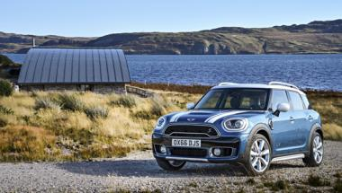 Preview 2017 Mini Countryman To Be Showcased At La Auto Show