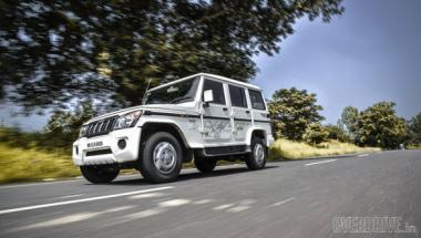2016 Mahindra Bolero Power+ road test review