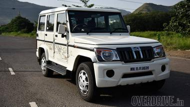 Image gallery: 2016 Mahindra Bolero Power+ review