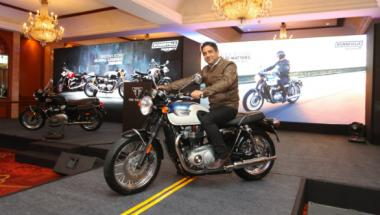 Triumph Bonneville T100 launched in India at Rs 7.78 lakh