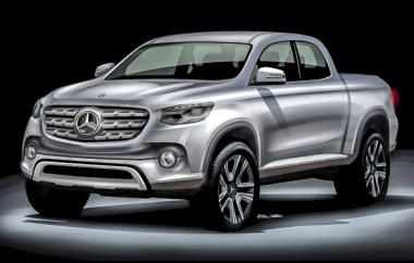 Mercedes-Benz to reveal all new pick-up on October 25, 2016