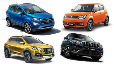 Crossovers to be launched in India in 2017