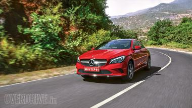 2017 Meredes-Benz CLA facelift first drive review