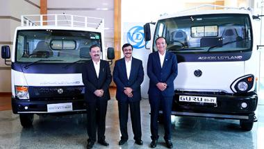 Ashok Leyland Partner LCV and Guru launched in India - Firstpost