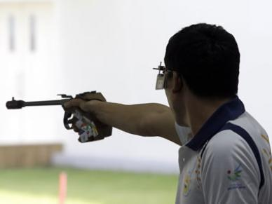Watch: At Rio 2016, 12-member Indian shooting contingent aims for record medal haul