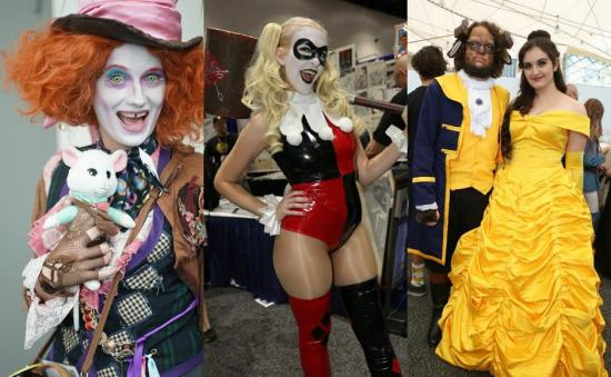 San Diego Comic Con: From Spider-Man to Wonder Woman, some of the best cosplays this year