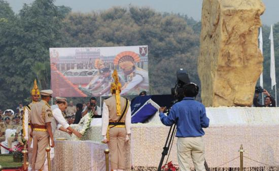 India observes Police Commemoration Day; Rajnath Singh honours slain cops in New Delhi