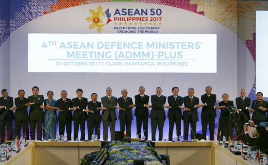 Nirmala Sitharaman attends ASEAN defence ministers' meet; terrorism, drug trafficking on agenda