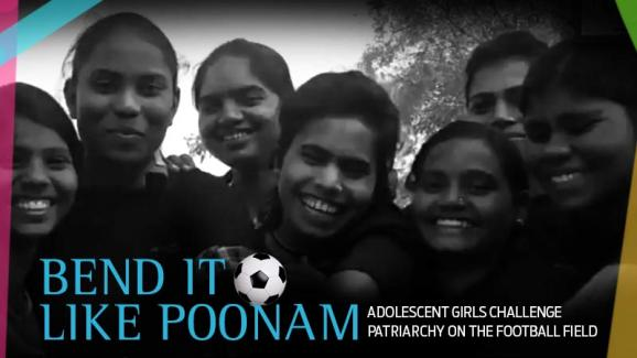 Video Volunteers: In Varanasi adolescent girls are challenging the patriarchy with football