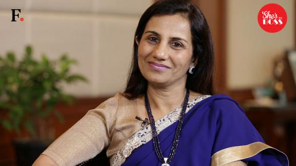 She's the boss: Work-life balance doesn't mean choosing between the two, but giving 100% to both, says Chanda Kochhar