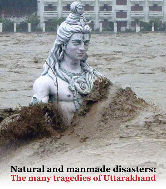 Essay on man made disaster