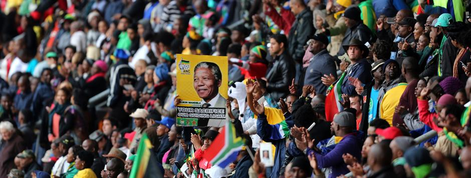 Live: Indeed Madiba was one of a kind, says Zuma