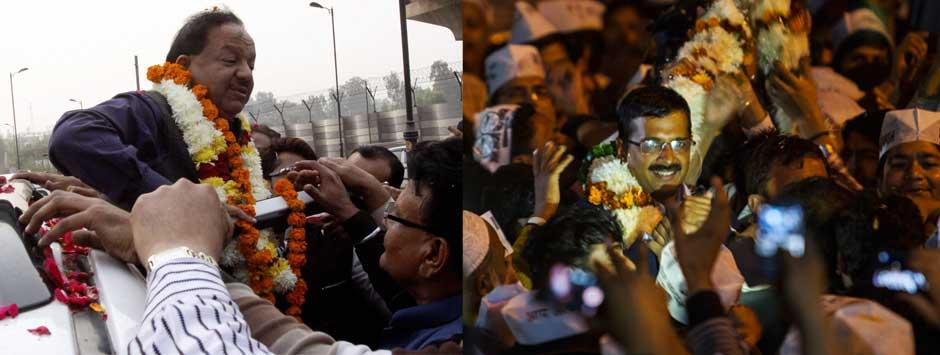The Delhi dilemma: Why AAP, BJP are betraying their voters