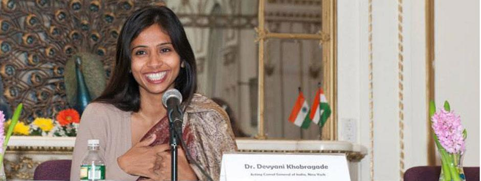 Live: Maid's family flew to NY two days before Devyani's arrest