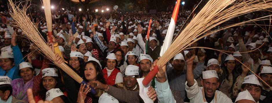Why AAP should give up Parliament ambitions at once