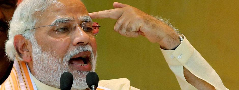 If Varanasi is Modi's gamble, then Baroda is his safe bet