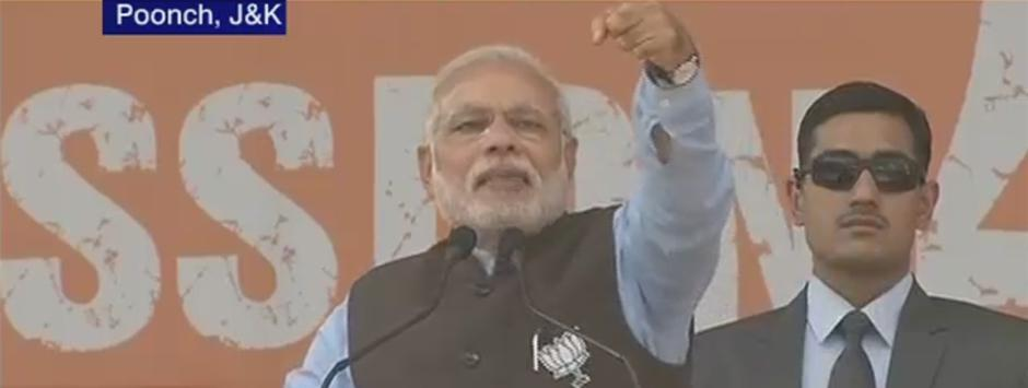 Modi's speech in Kashmir shows why BJP supporters are wrong about J&