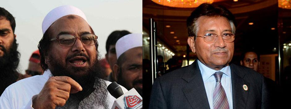Peshawar attack scares the hell out of the likes of Hafiz Saeed, Musharraf