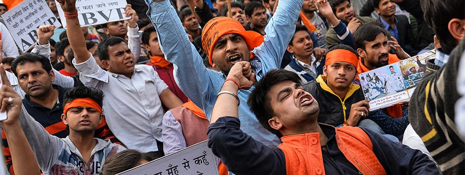#SeditionDebate: Fringe anti-national elements are not benchmark of JNU politics, say students