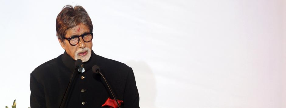 Two years of Modi govt: BJP, Abhishek come out in defence of Amitabh Bachchan
