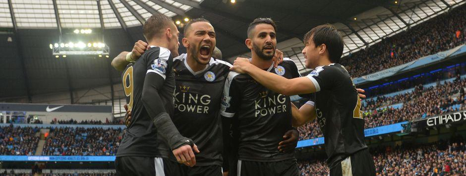 Looking beyond the fairytale: Leicester were the only men amongst the Premier League boys