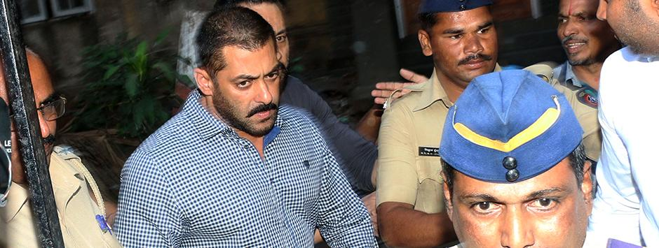Salman Khan let off in black buck case: Knife used to kill not his, says lawyer