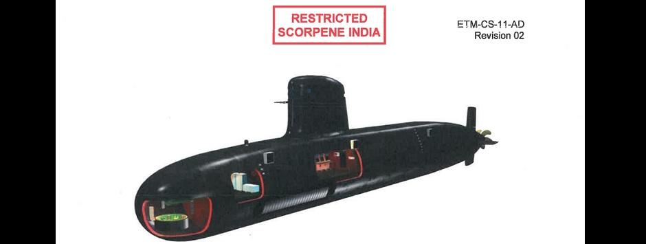 Read excerpts from leaked Scorpène-class submarine document right here