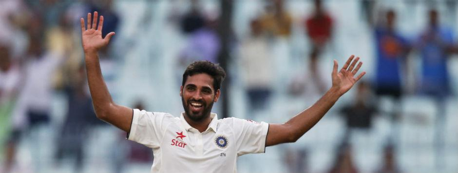 India vs New Zealand 2016: Bhuvneshwar Kumar's fifer puts hosts in control on Day 2