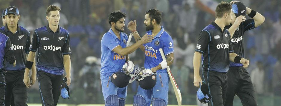 India vs New Zealand: Three things India need to get right to win Vizag ODI