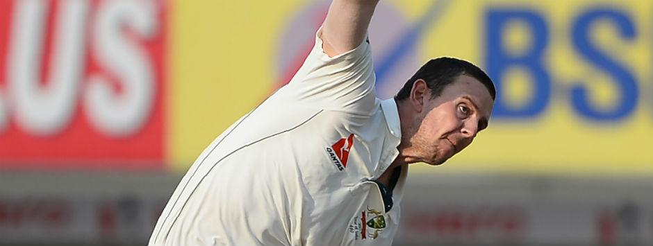 Live India vs Australia, 4th Test, Day 2, cricket scores and updates: Hazlewood removes Vijay, hosts suffer first blow