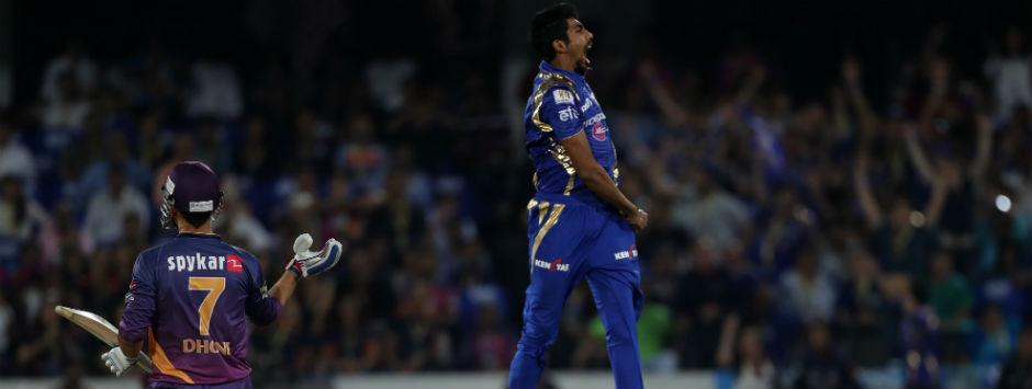 IPL 2017: Jasprit Bumrah's evolution into perfect limited-overs bowler makes him a captain's dream