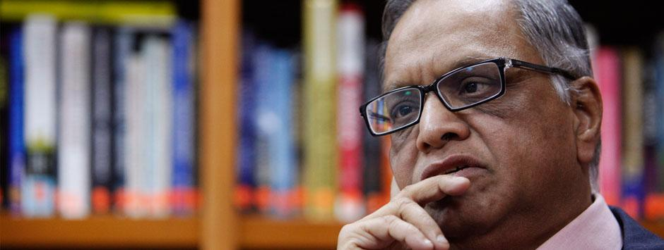 Infosys is not Tatas; it's time Narayana Murthy and board put a full stop to ugly battle of egos