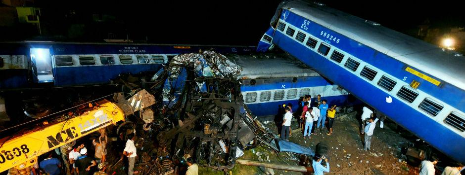 Utkal Express derails: 23 dead in Uttar Pradesh rail accident; three trains cancelled, six rerouted